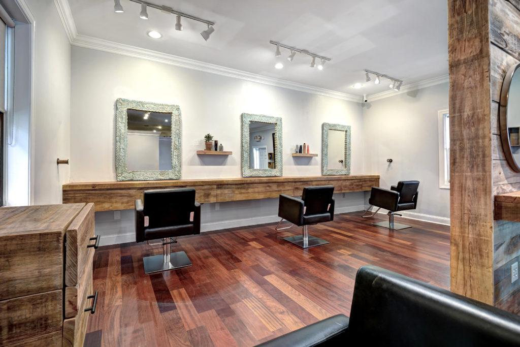 Phenomenal Hair Salon Downtown Charleston Styles Bridal Makeup Interior Design Ideas Grebswwsoteloinfo