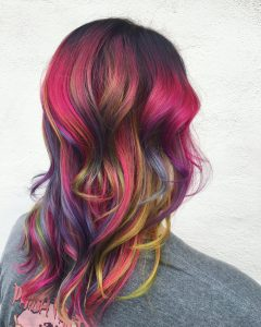Vivid hair color charleston