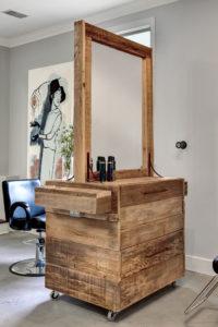 Tabula Rasa Salon Charleston SC Interior