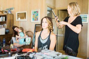 bridesmaid hair charleston sc